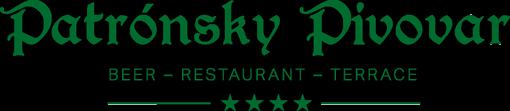 logo Patrónsky pivovar